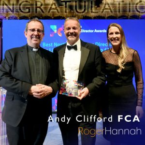 Andy Clifford Roger Hannah